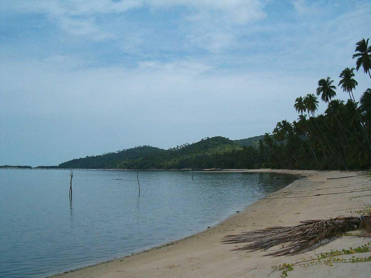 Koh Taen, Islands Near Koh Samui