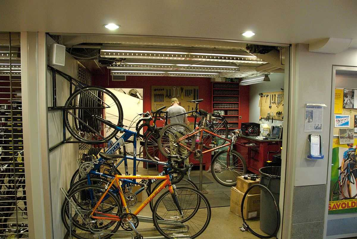 Cycle Repair Service Center