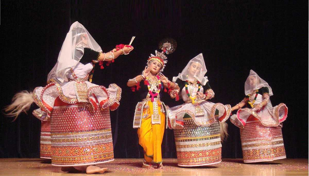 Manipuri Culture And Traditions