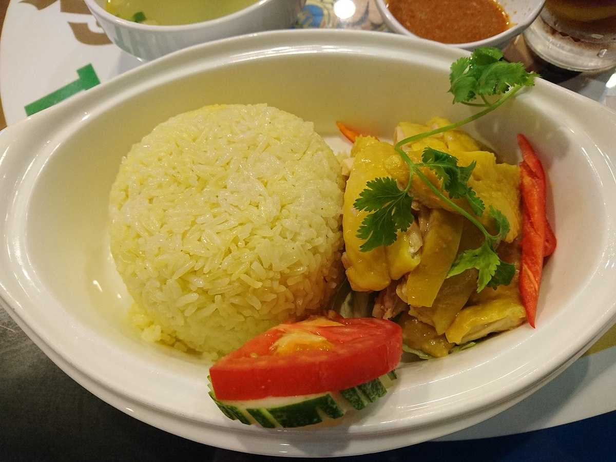 Hainan Chicken Rice, Hong Kong Food