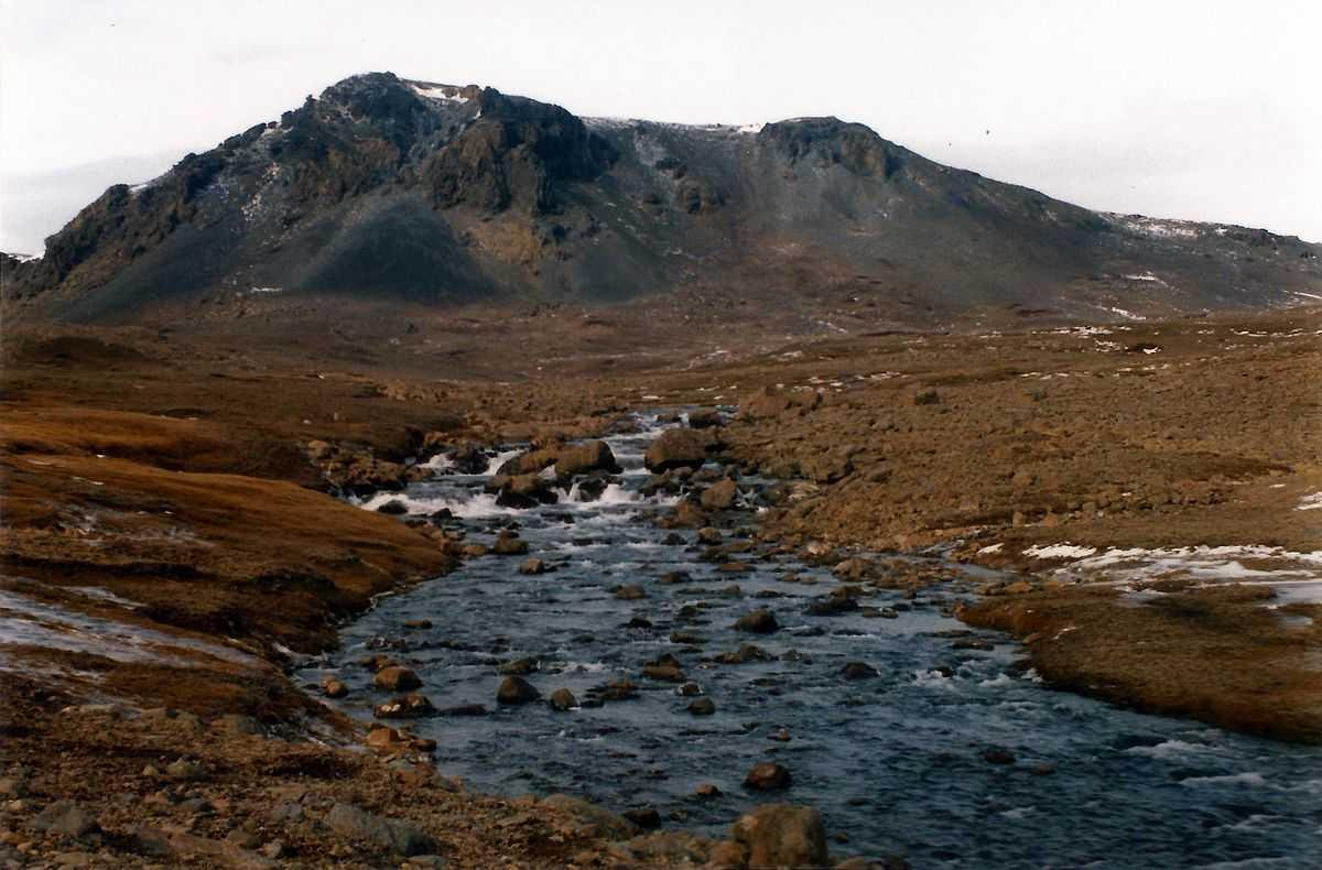 """Kerguelen Islands, the """"Desolation Islands"""""""