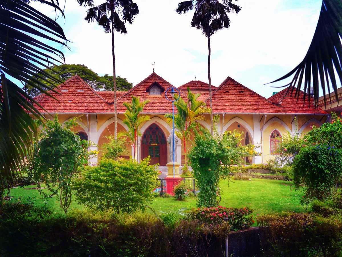 Indo - Portuguese museum, Kochi