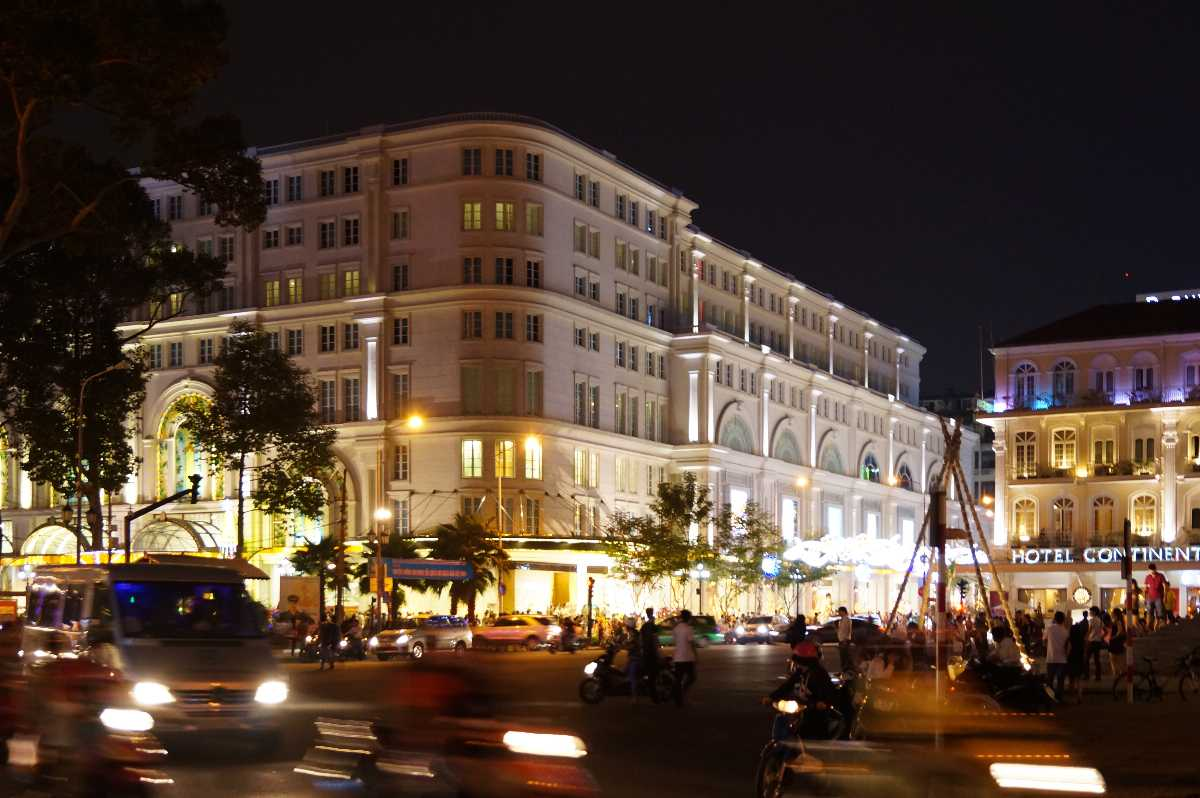 Shopping in Ho Chi Minh City, Vincom Centre, Malls in Ho Chi Minh City