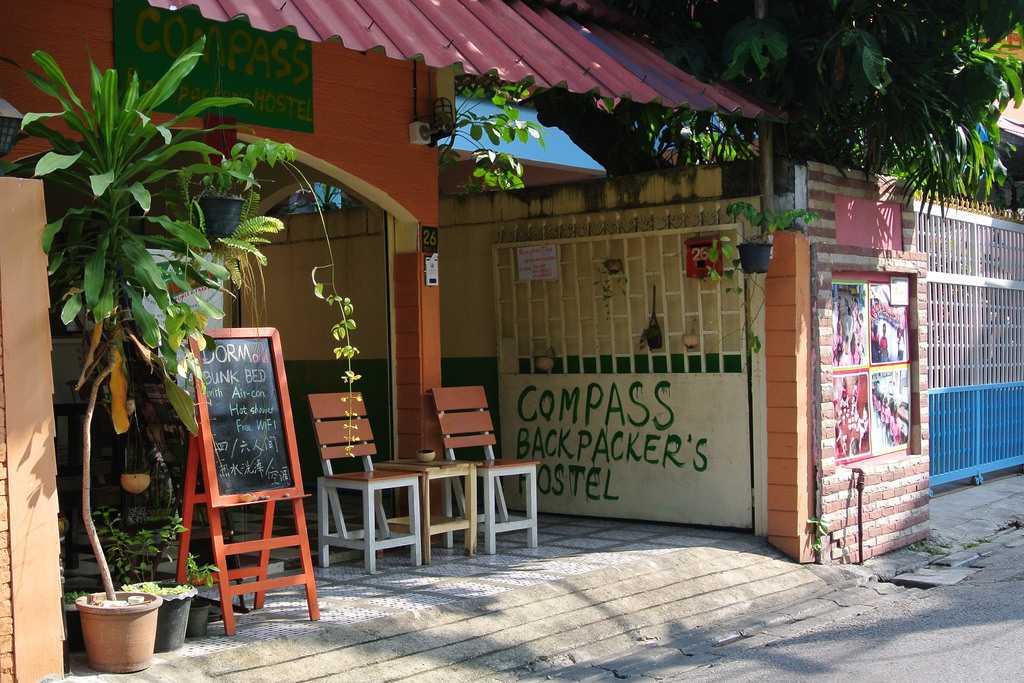 Budget trip to Thailand hostels