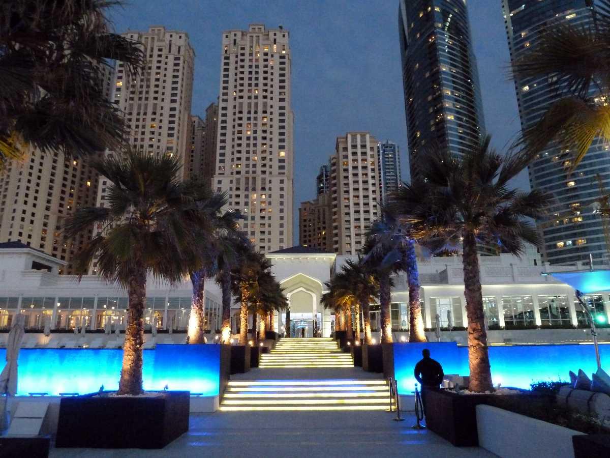 JBR The Walk, NIghtlife in Dubai