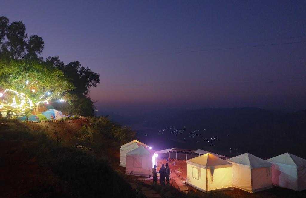 Camping At The Peaceful Panchgani