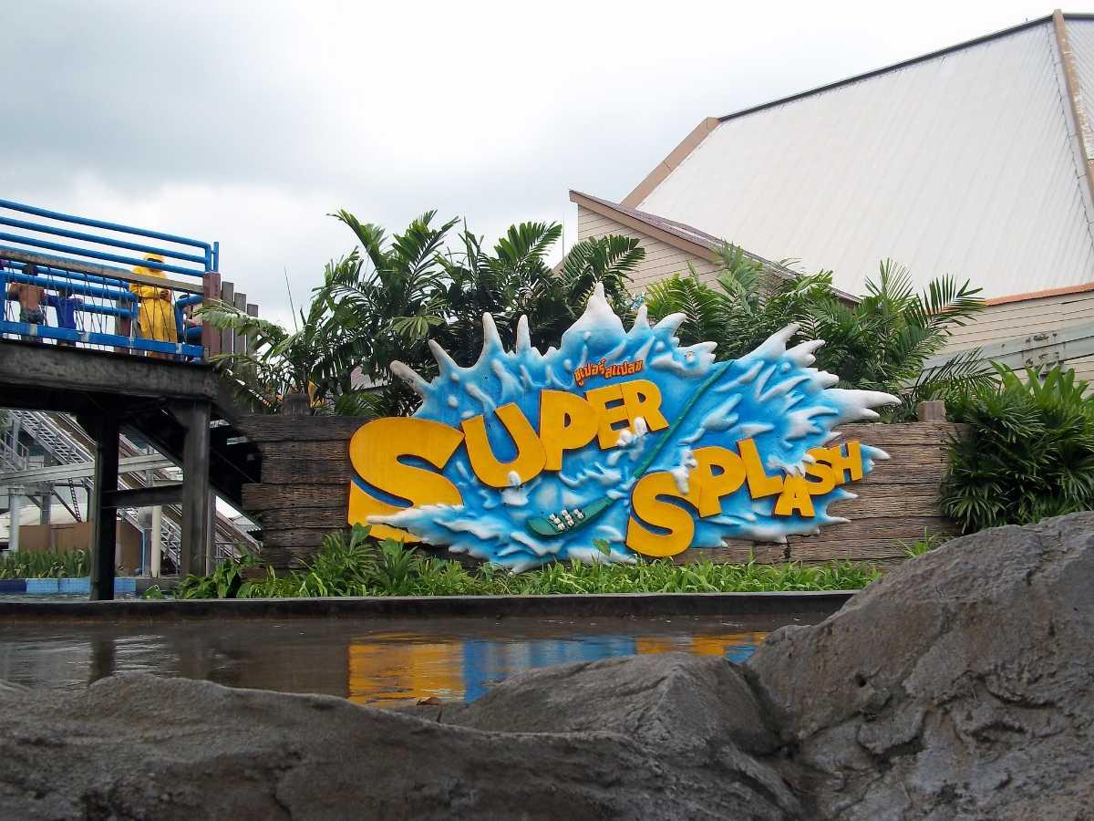Dream World Super Splash