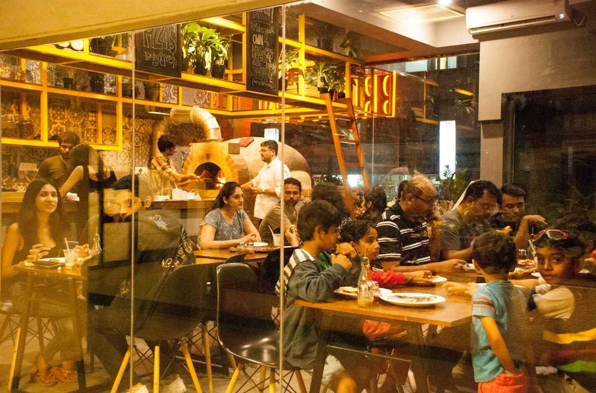 Brik Oven, Cafes in Bangalore