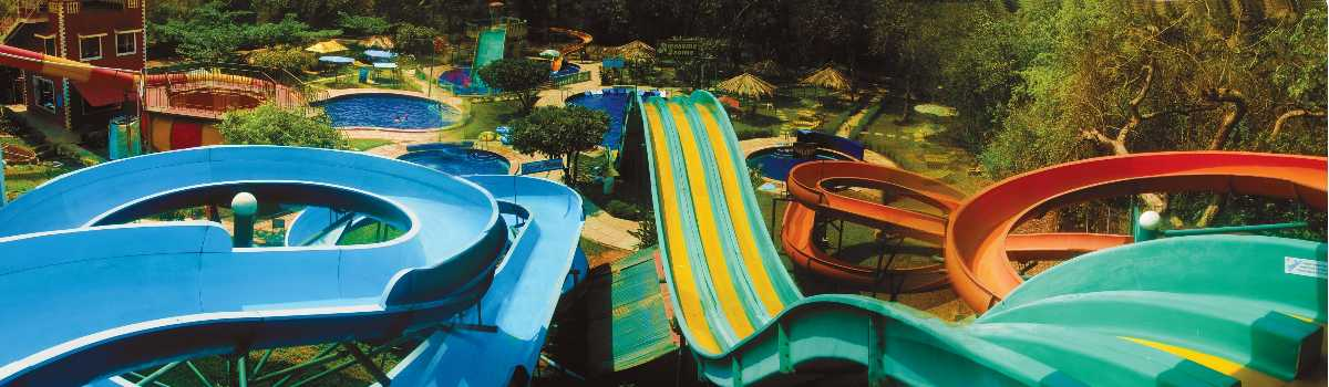 Splashdown Water Park, waterparks in goa