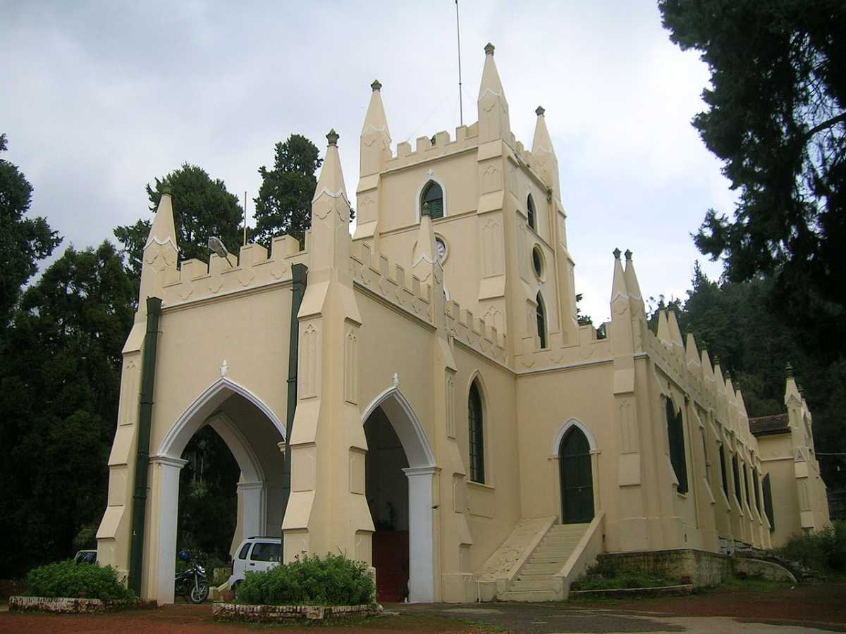 St Stephen's Church (Ooty) | Timings, Images