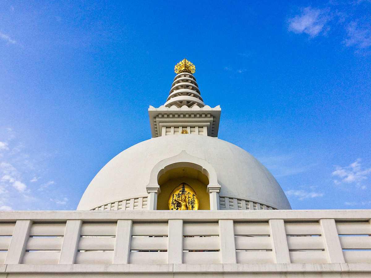 World Peace Pagoda, Shanti Stupa Lumbini