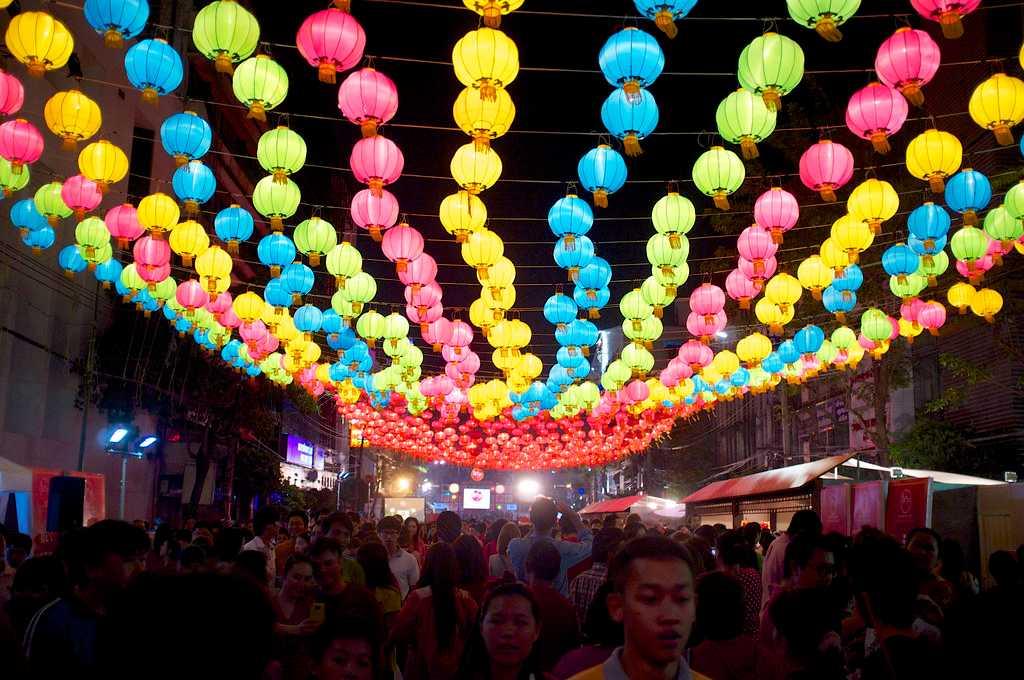 Chinese New Year Festival, Bangkok