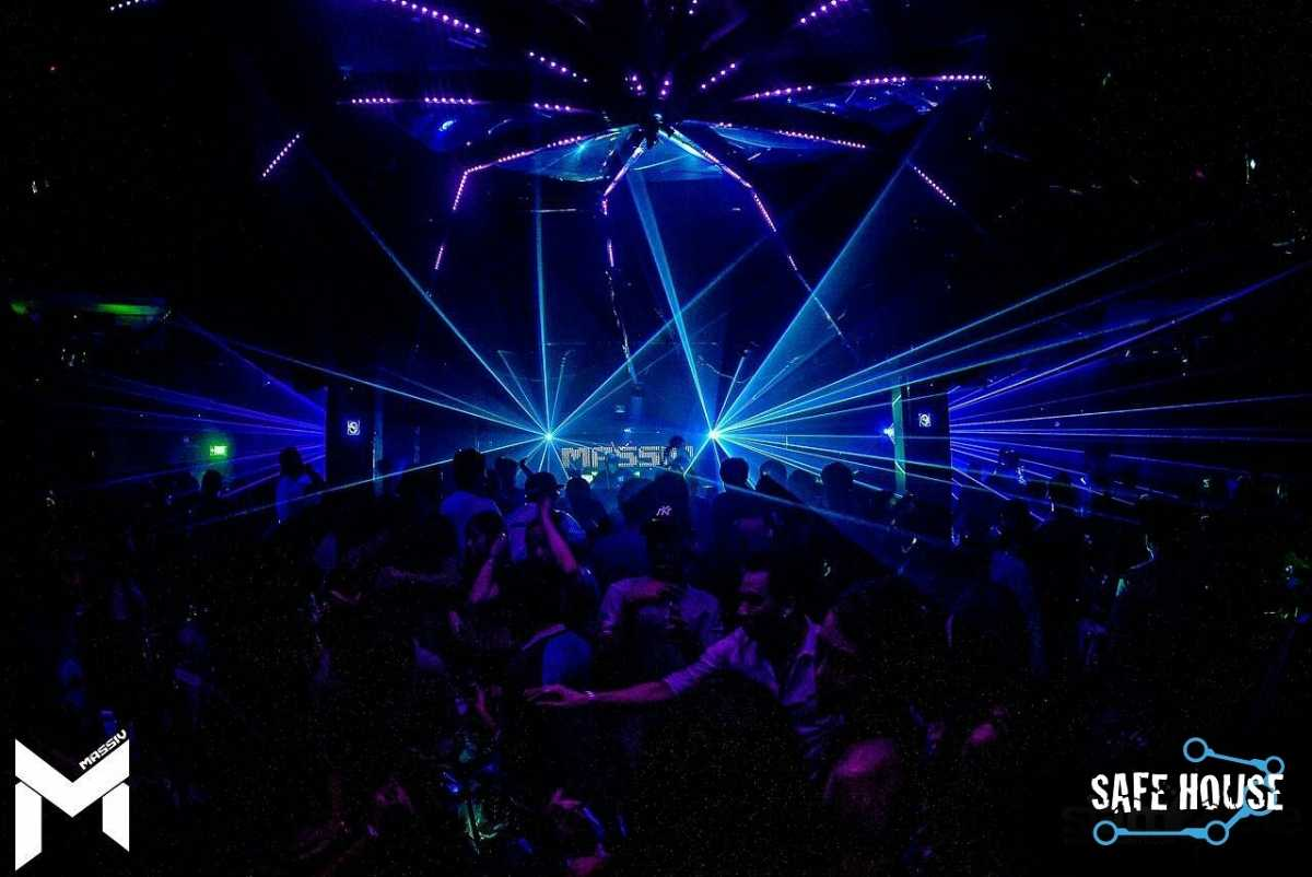Safe House Nightclub, Bangkok