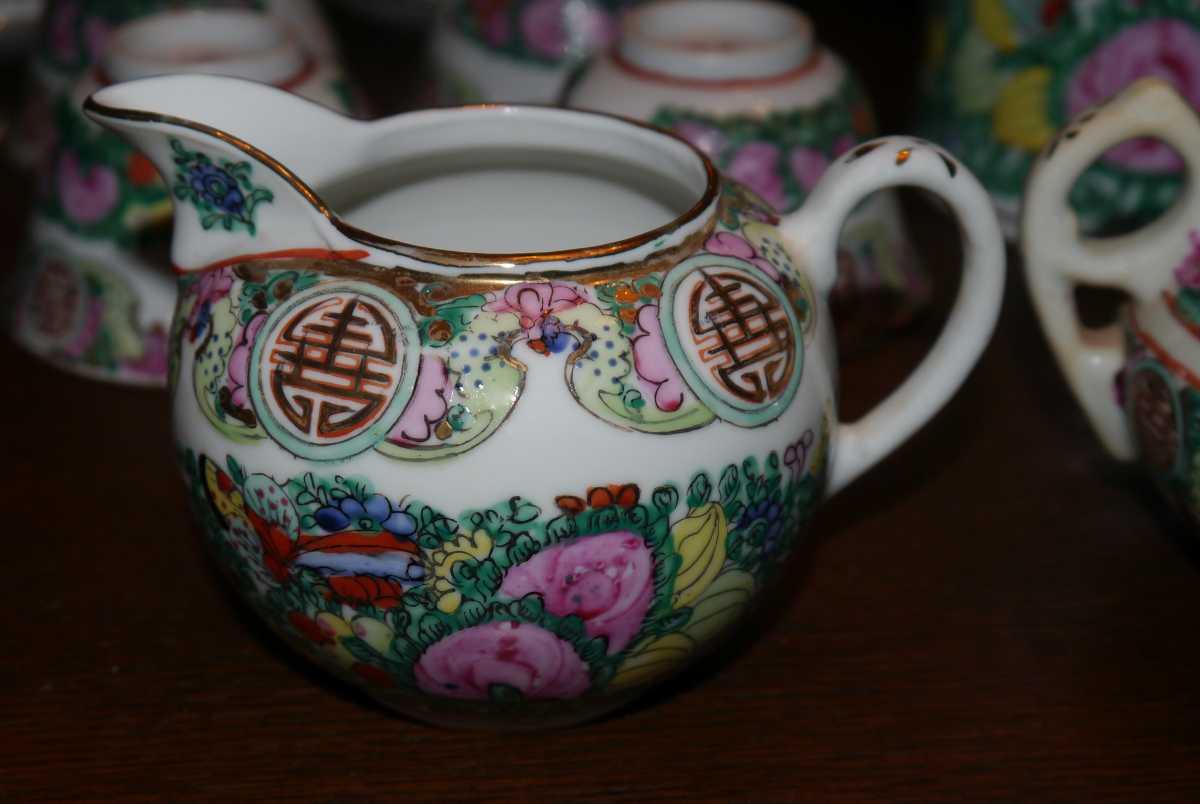 Porcelain in Hong Kong