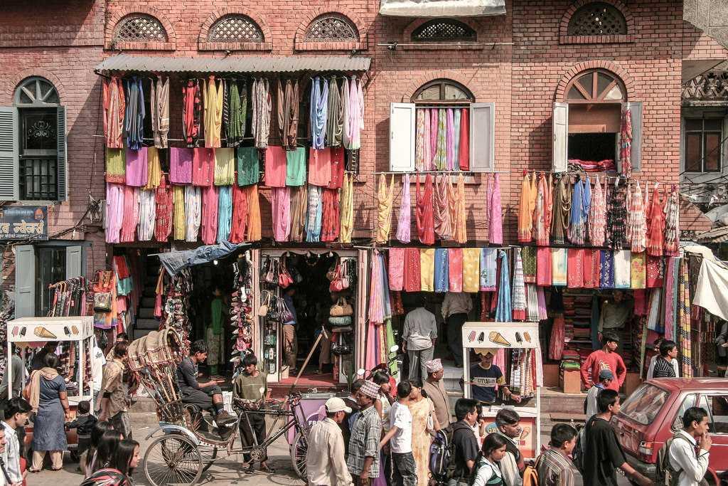 Indra Chowk Kathmandu