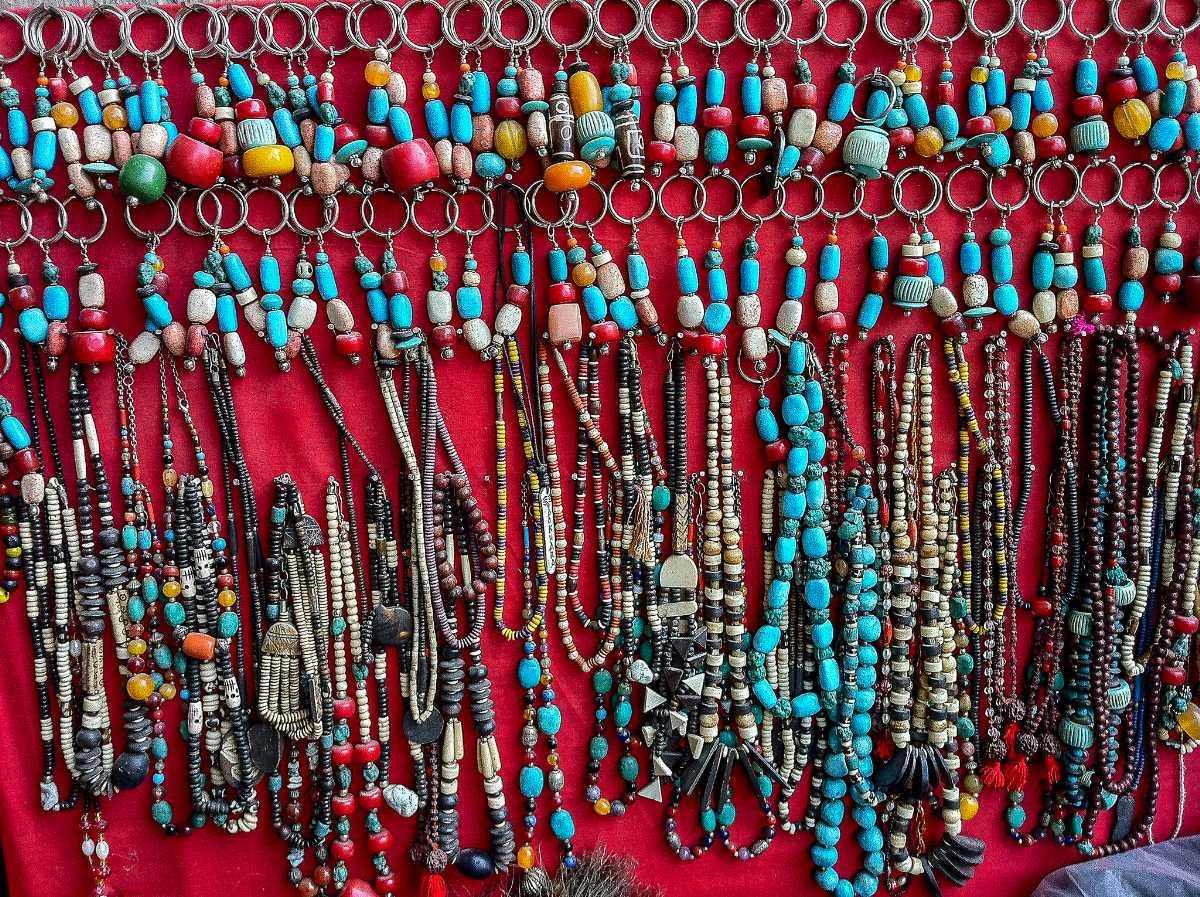 Jewellery, Shopping in Kathmandu