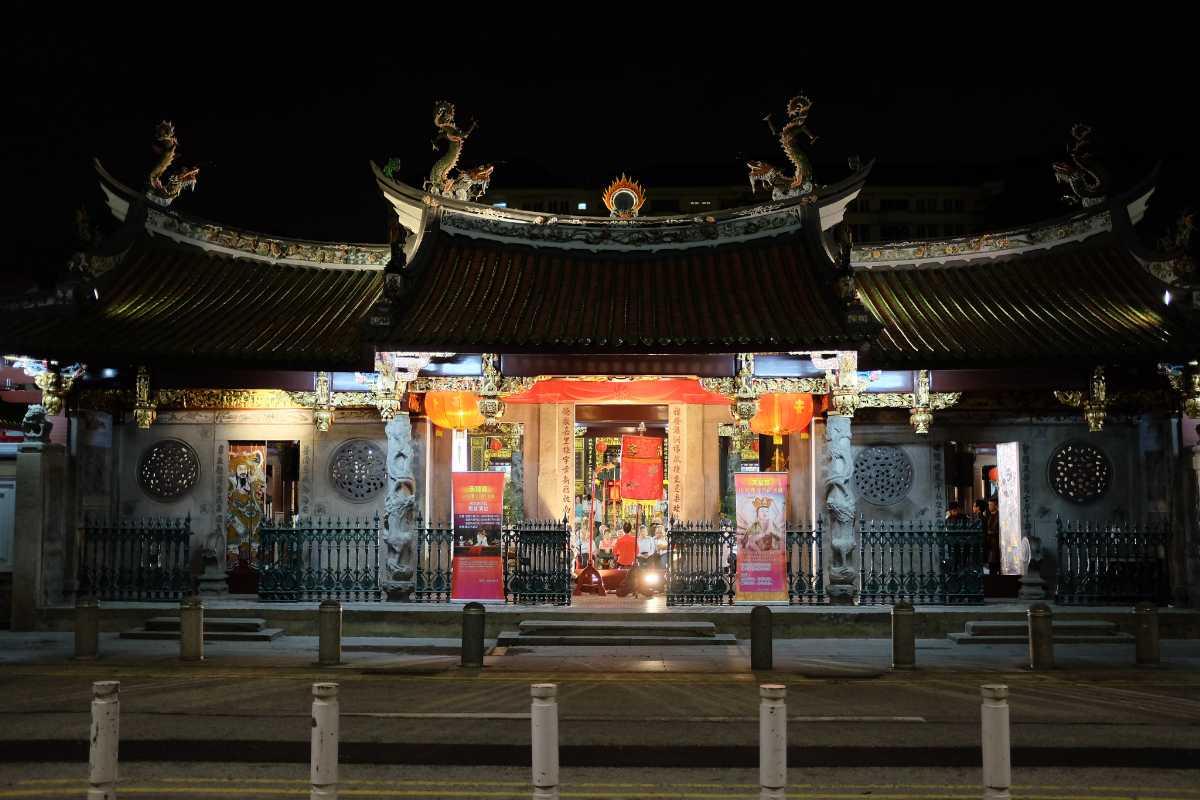 Thian Hock Keng Temple Telok Ayer