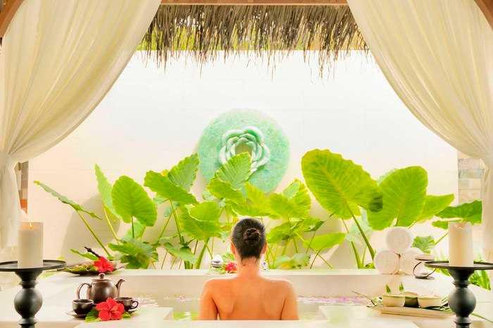 Serenity Spa in Baros Island Resort