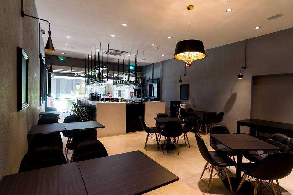 The White Rocket, Vegetarian Restaurant in SIngapore