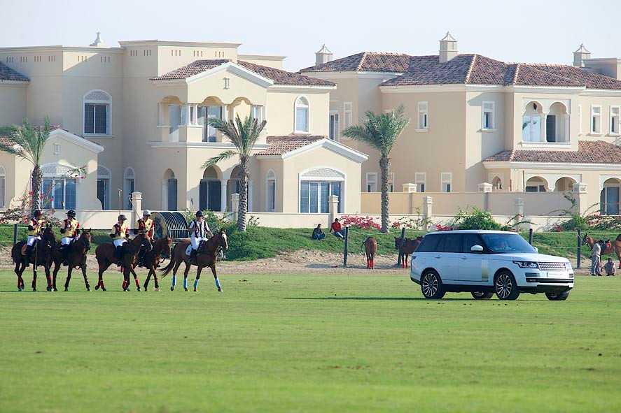 Horse Riding, Dubai Polo & Equestrian Club