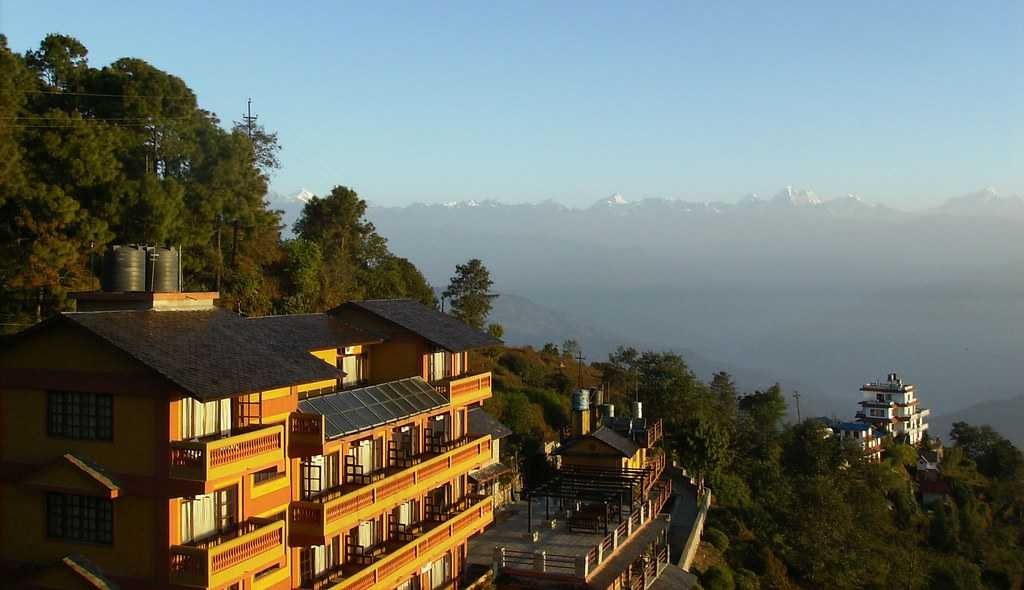 A stunning landscape of Nepal and the perfect family getaway.