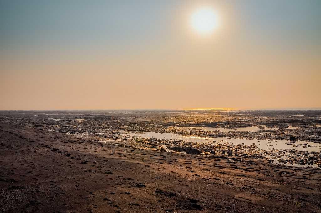 Sunset at Daman