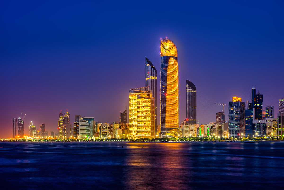 Renting a car in Abu Dhabi