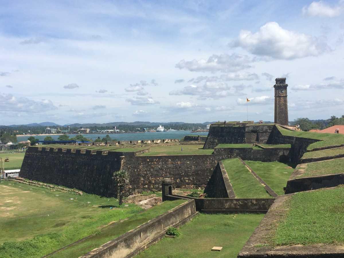 Galle, History of Sri Lanka