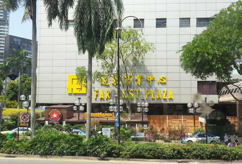 Far East Plaza, Cheap Shopping in Singapore