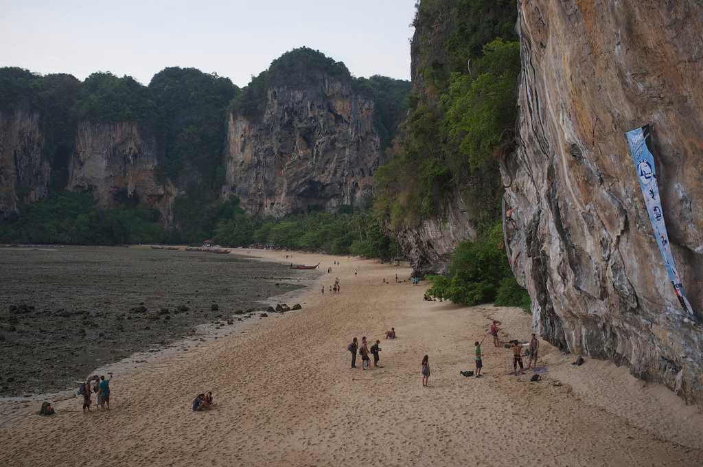 Thailand - Rock Climbing