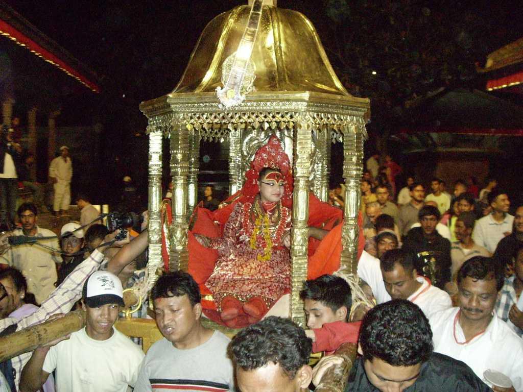 Kumari: Living Goddess, Nepal