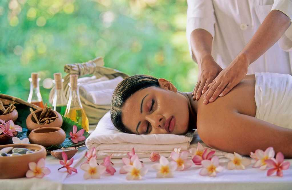 Ayurveda massage, Ayurveda in India