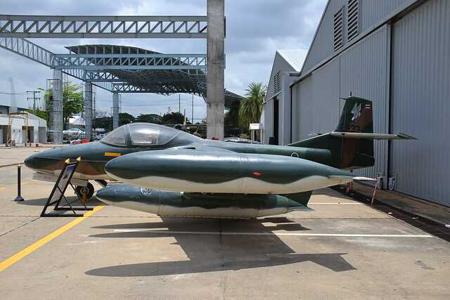 Royal Thai Airforce Museum