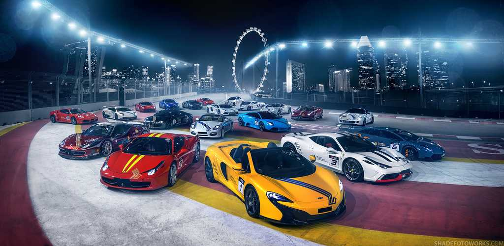 Grand Prix, Festivals In Singapore