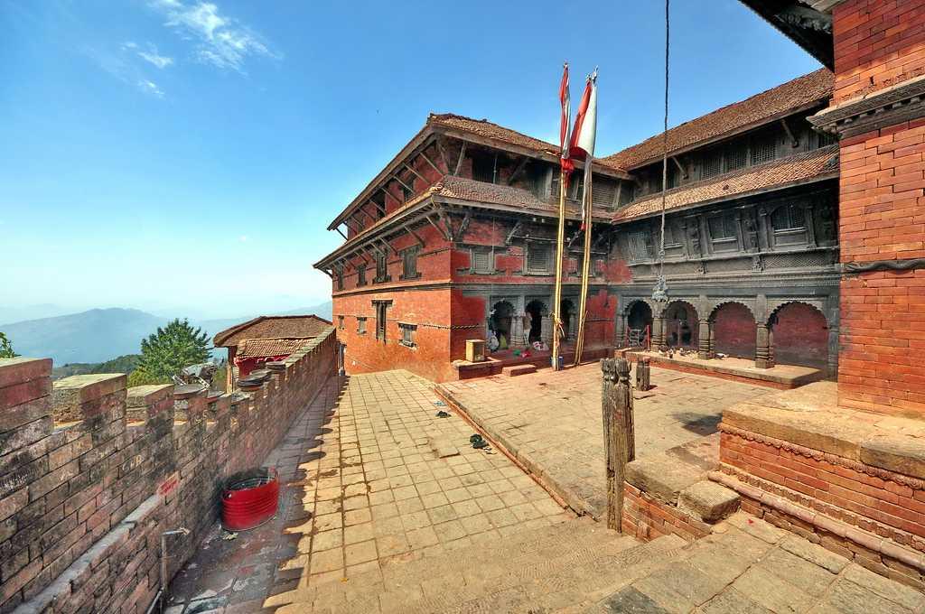 Gorkha Durbar Nepal