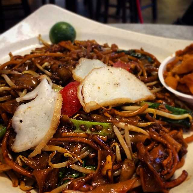Char Kway Tow, Dishes Of Singapore