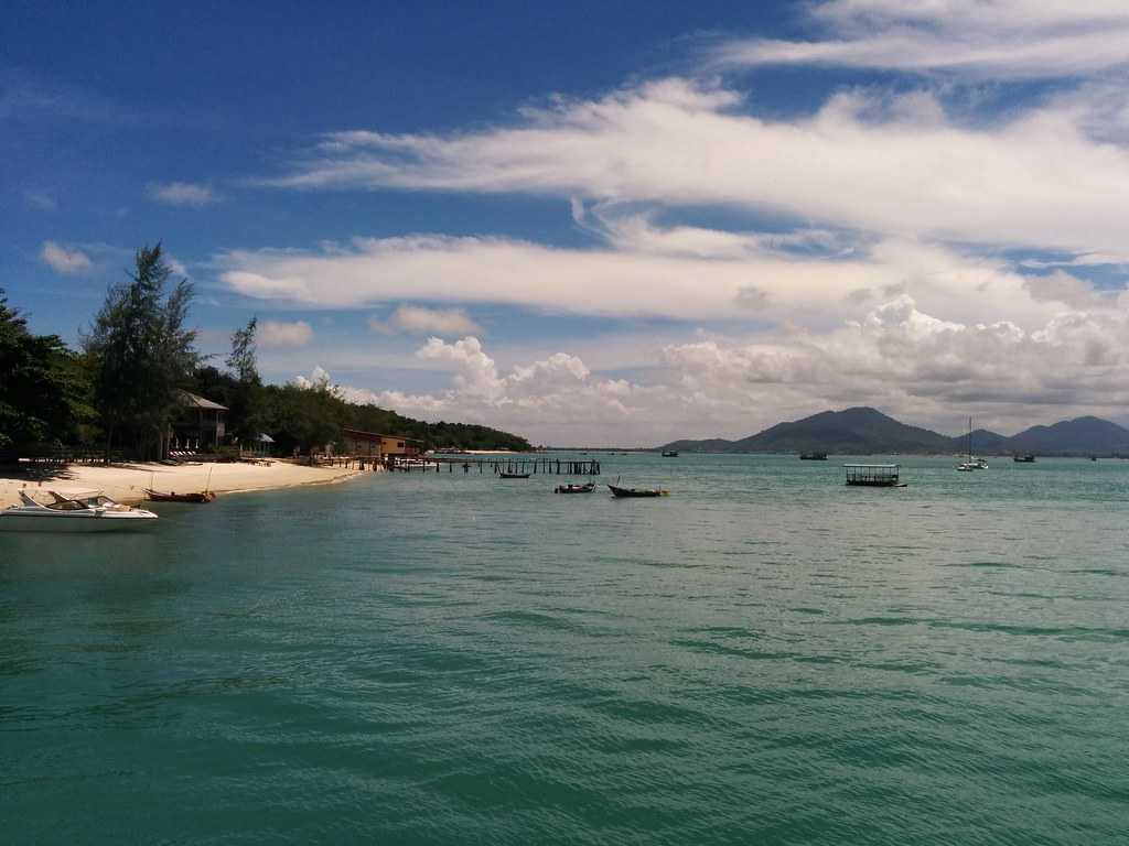 Koh Samet, Thailand in Peak Season