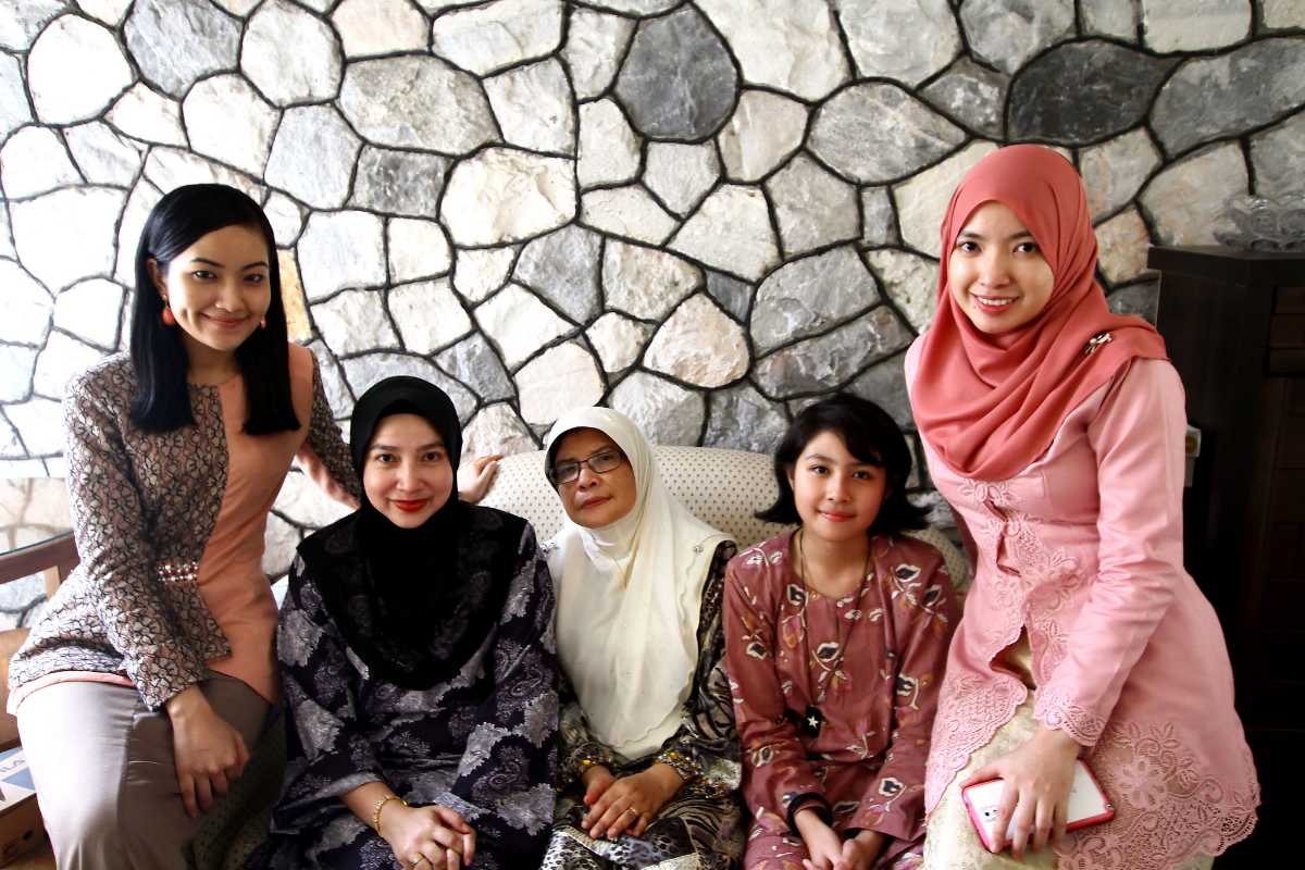 Attire during Eid in Malaysia