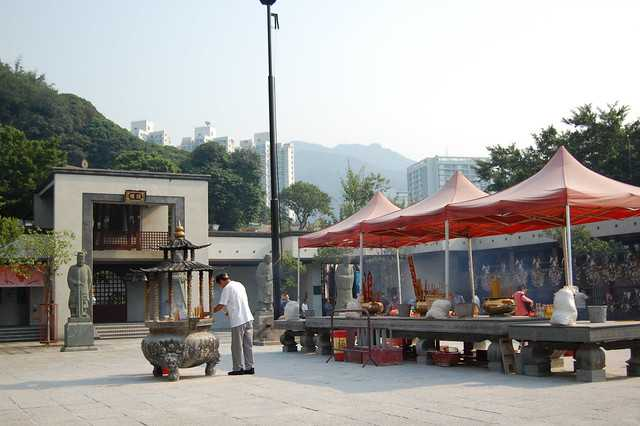 Che Kung Temple Complex