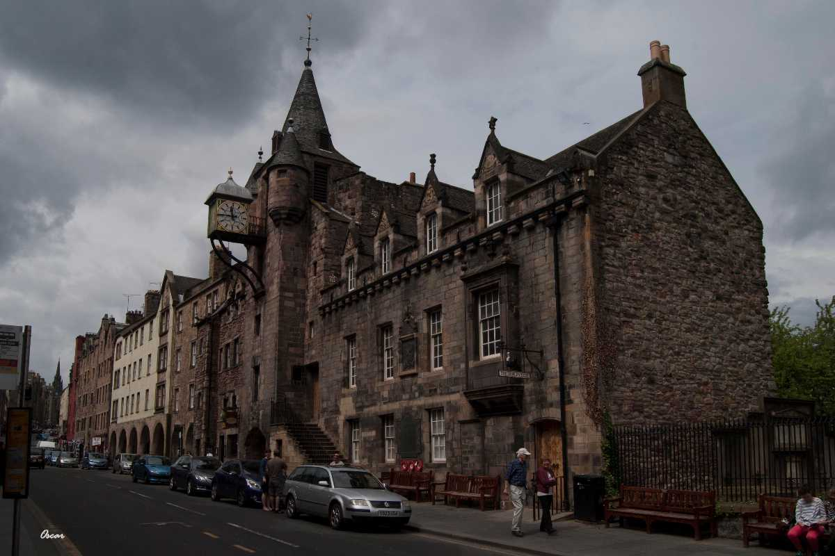 Tolbooth, Scotland, most Haunted places in the world