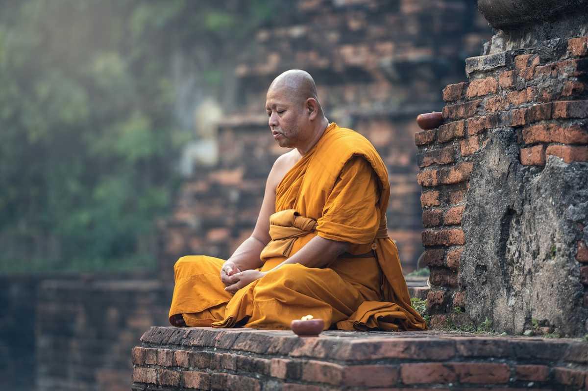 Religions in Mauritius, Buddhism
