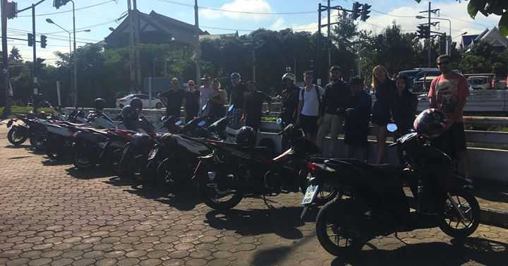 Chloe Motorbike Rentals