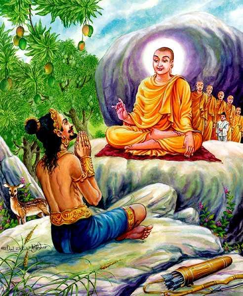Vap Full Moon Poya Day