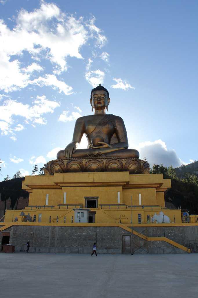 Buddha Dordenma, Thimphu