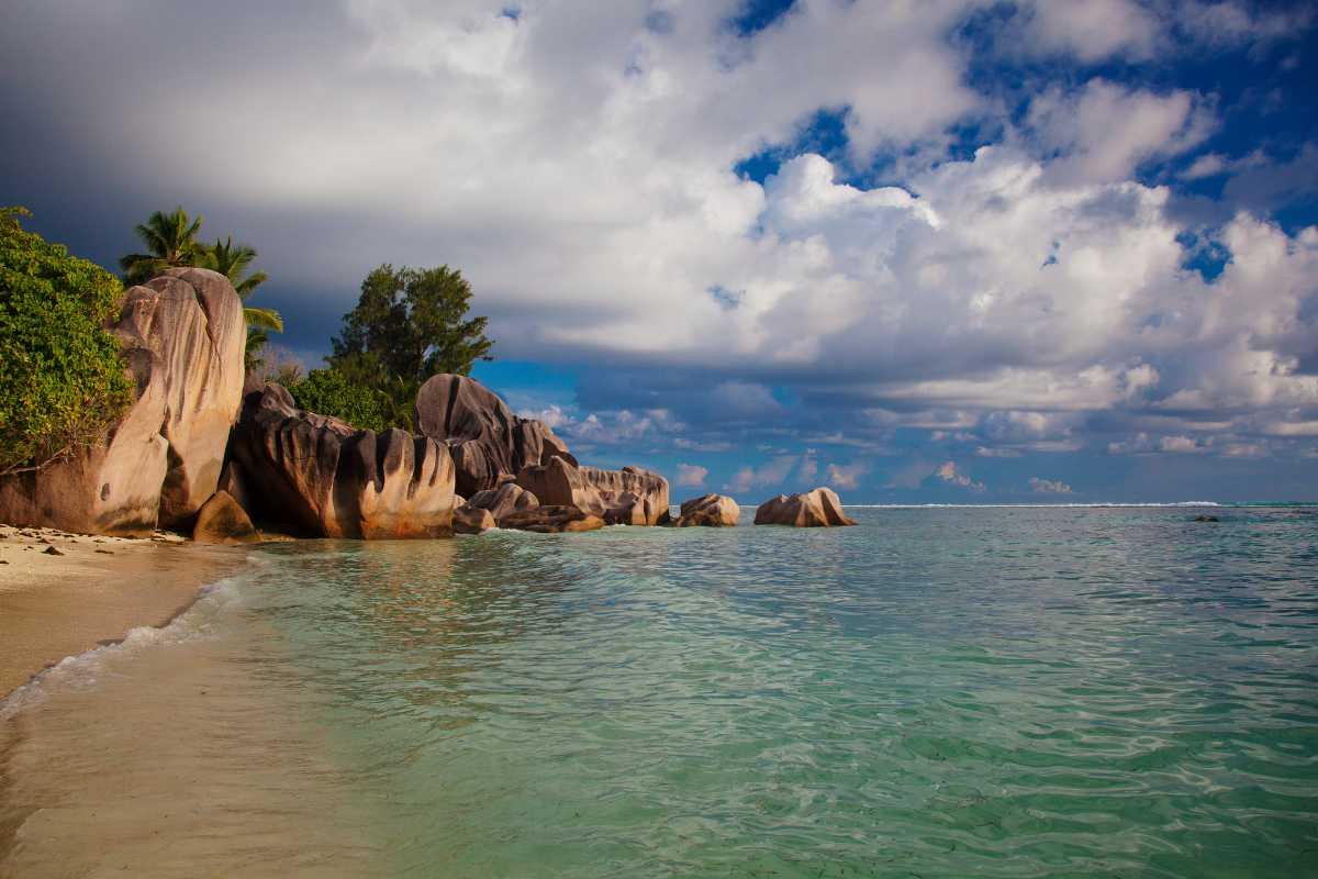 Anse Source d'Argent, La Digue Seychelles