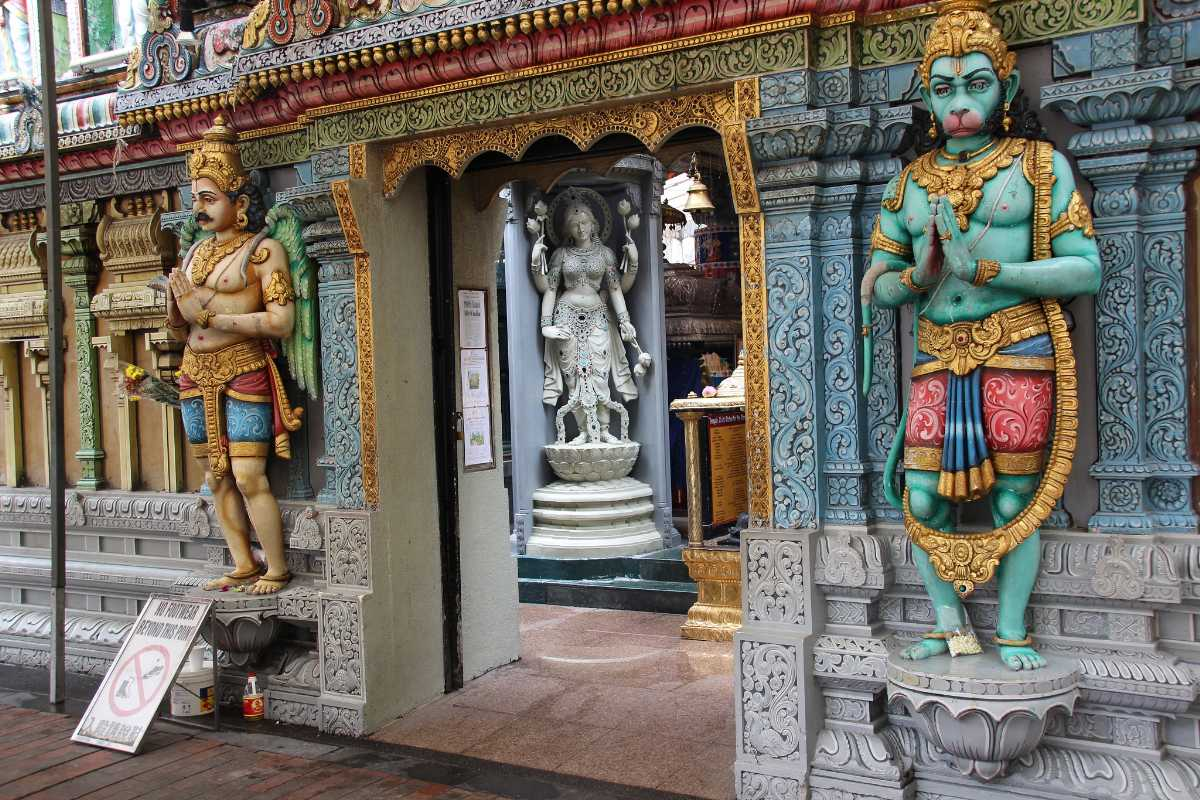 Sri Krishnan Temple Singapore