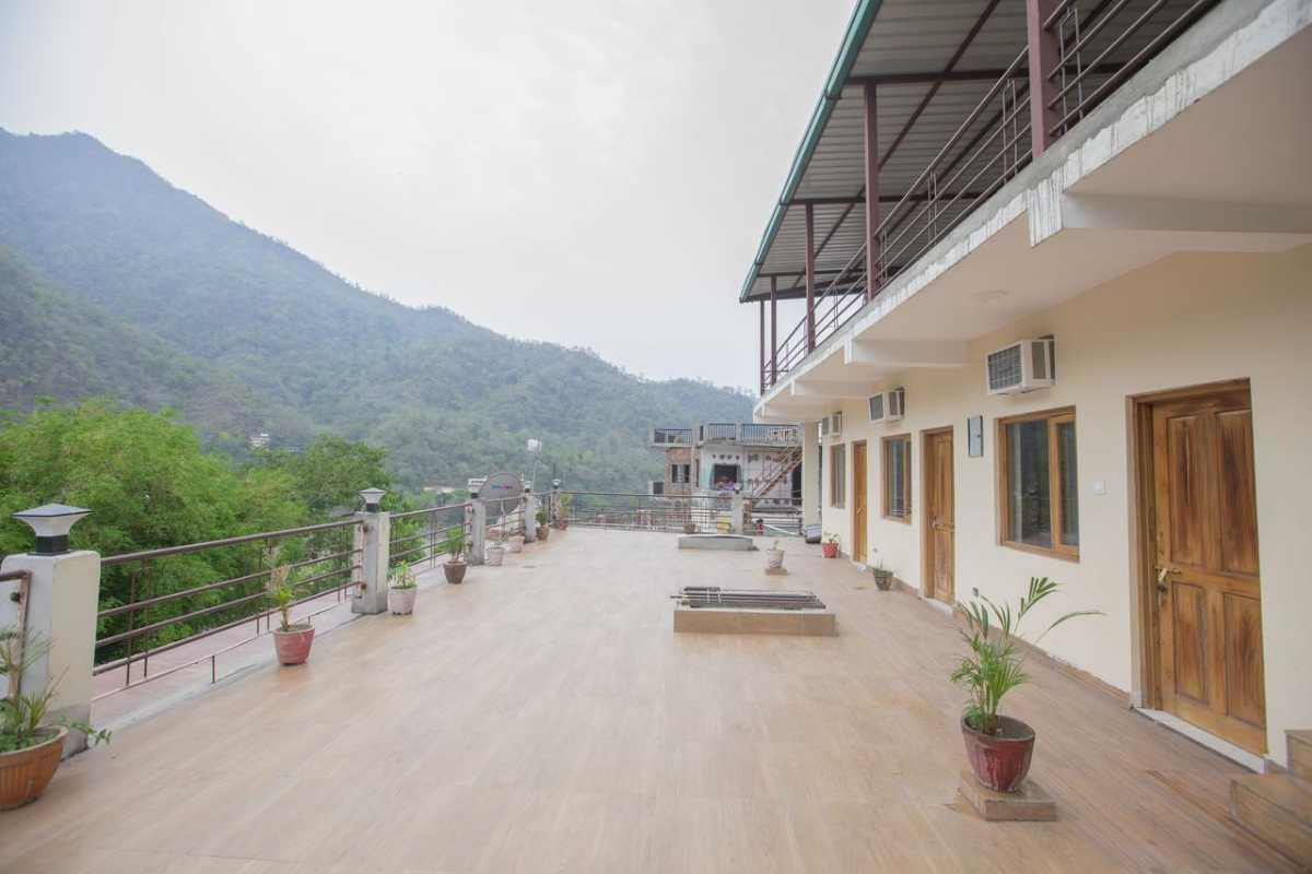 Hotel Grace Ganga, Rishikesh