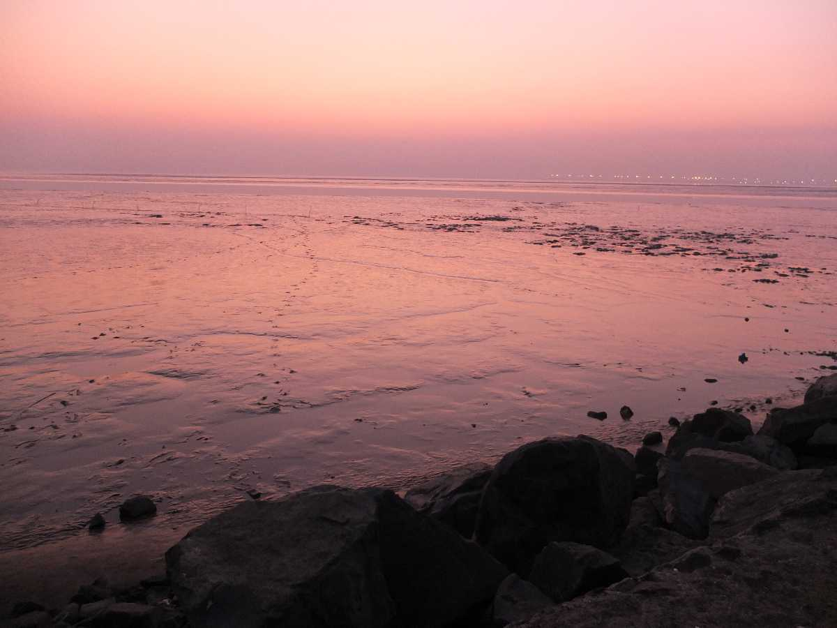 Dumas Beach Gujarat, most Haunted places in the world
