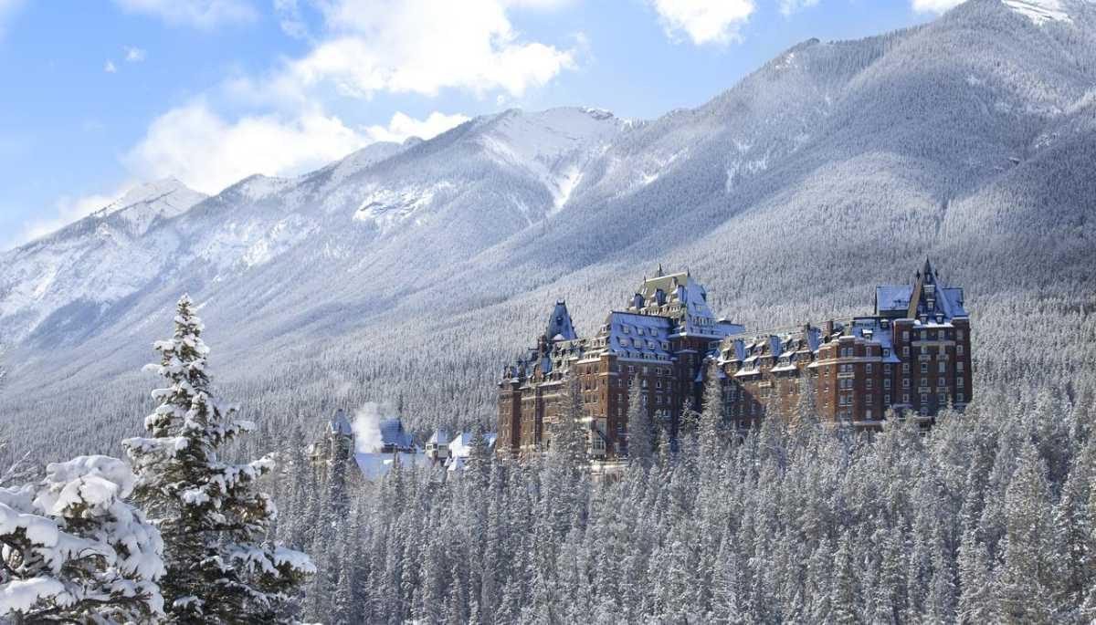 Fairmont Banff Springs Hotel, Canada