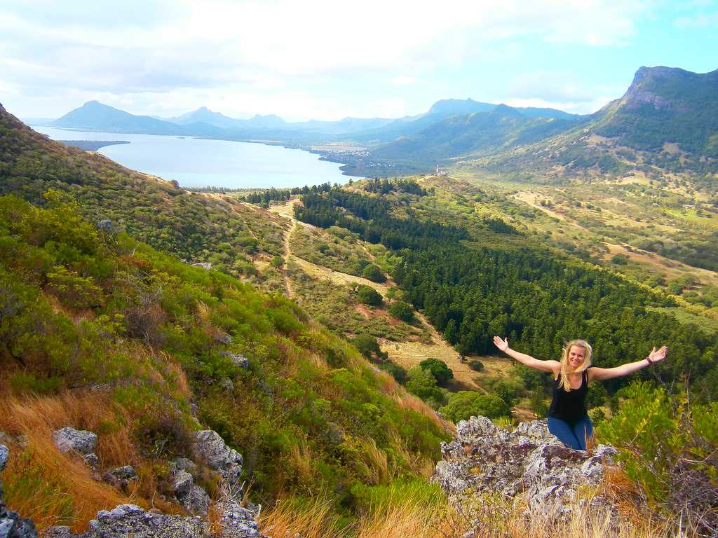 Le Morne Brabant, hiking and trekking in Mauritius, excursions in Mauritius
